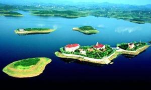 长寿湖风景