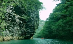 巴东神农溪 不止是裸体纤夫