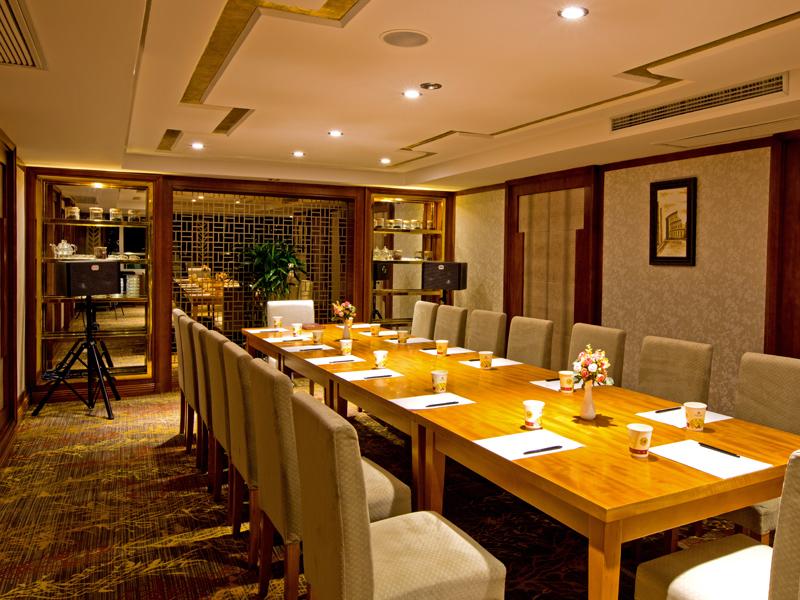 总统八号_会议室