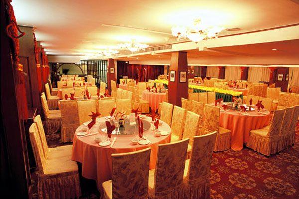 总统二号_餐厅