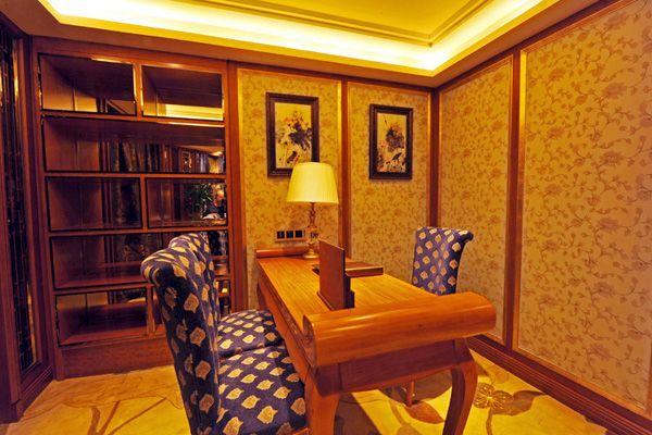 總統八號_套房書房