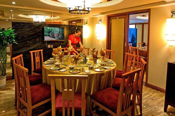 总统七号_贵宾餐厅