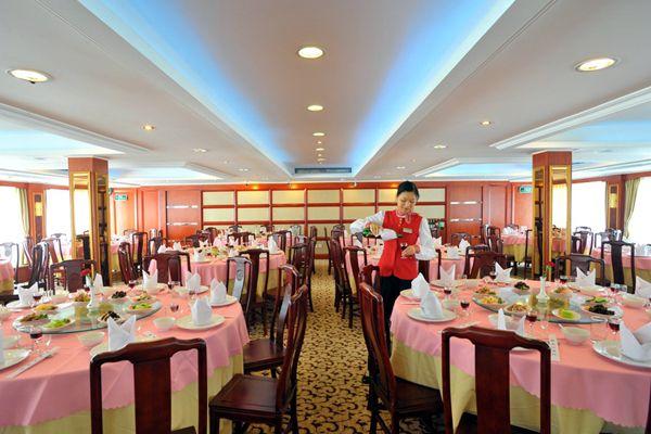 維多利亞3號_餐廳