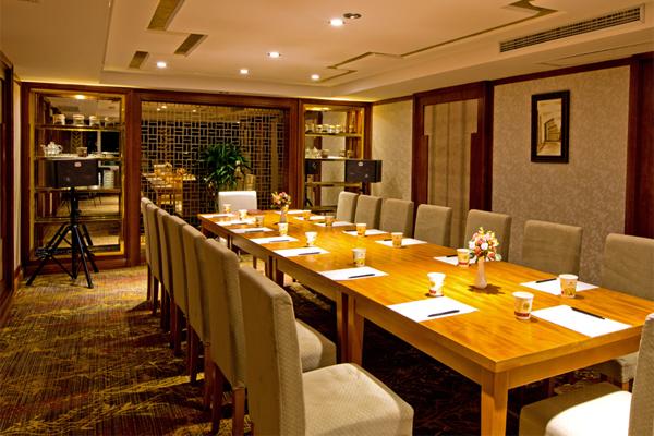 總統八號_會議室
